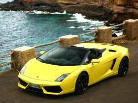 Ver foto 1 de Lamborghini Gallardo LP560-4 Spyder 2009