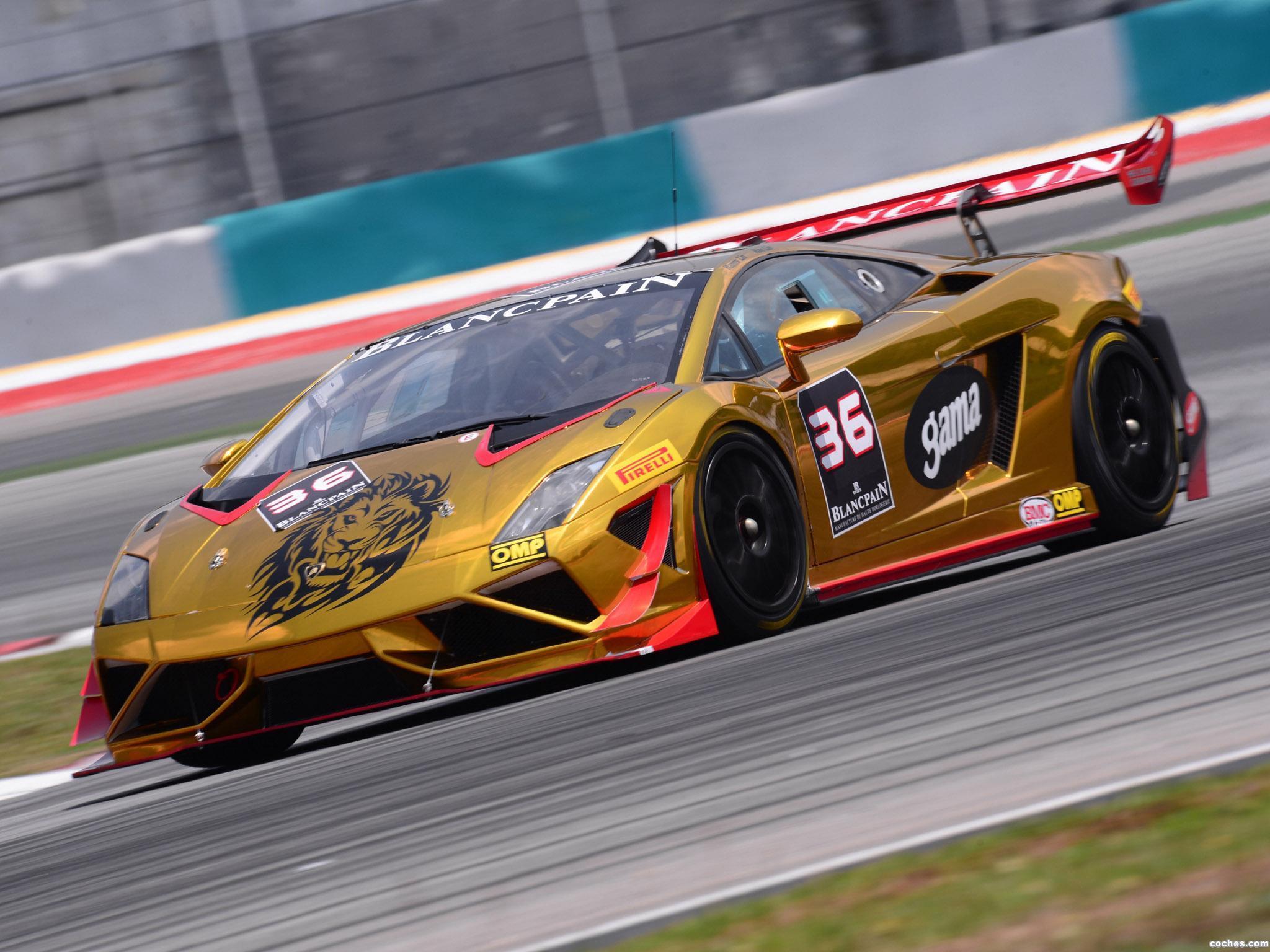 Foto 0 de Lamborghini Gallardo LP570-4 Super Trofeo 2013