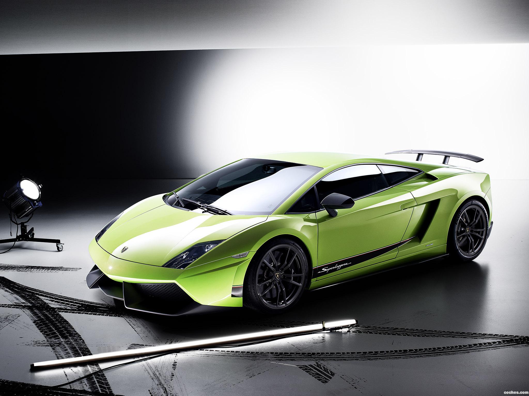 Foto 0 de Lamborghini Gallardo LP570-4 Superleggera 2010