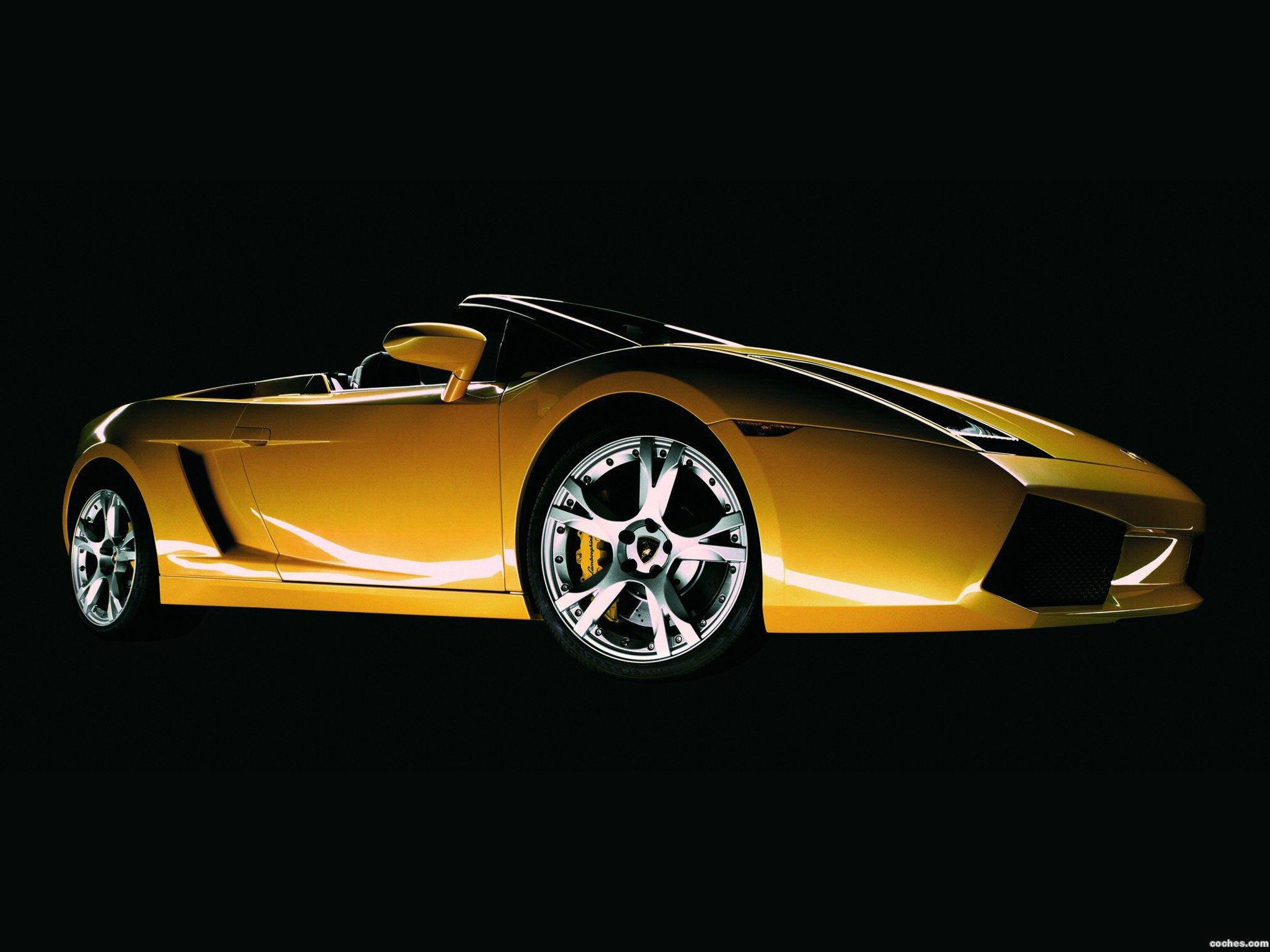Foto 0 de Lamborghini Gallardo Spyder 2005
