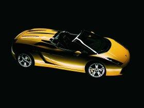 Ver foto 7 de Lamborghini Gallardo Spyder 2005