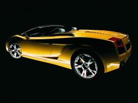 Ver foto 6 de Lamborghini Gallardo Spyder 2005