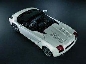 Ver foto 3 de Lamborghini Gallardo Spyder 2005