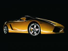 Ver foto 1 de Lamborghini Gallardo Spyder 2005