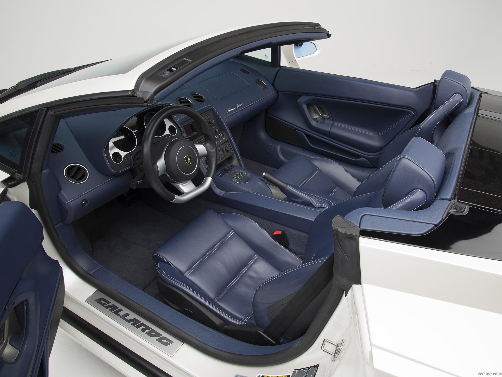 Foto 12 de Lamborghini Gallardo Spyder USA 2006