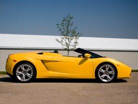 Ver foto 5 de Lamborghini Gallardo Spyder USA 2006