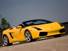 Ver foto 4 de Lamborghini Gallardo Spyder USA 2006