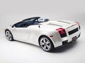 Ver foto 3 de Lamborghini Gallardo Spyder USA 2006