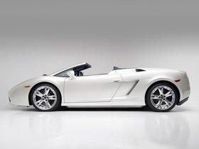Ver foto 2 de Lamborghini Gallardo Spyder USA 2006
