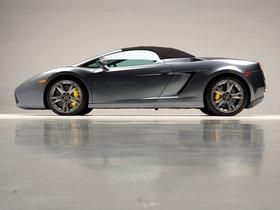 Ver foto 10 de Lamborghini Gallardo Spyder USA 2006