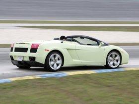 Ver foto 7 de Lamborghini Gallardo Spyder USA 2006