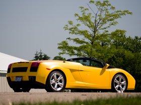 Ver foto 6 de Lamborghini Gallardo Spyder USA 2006
