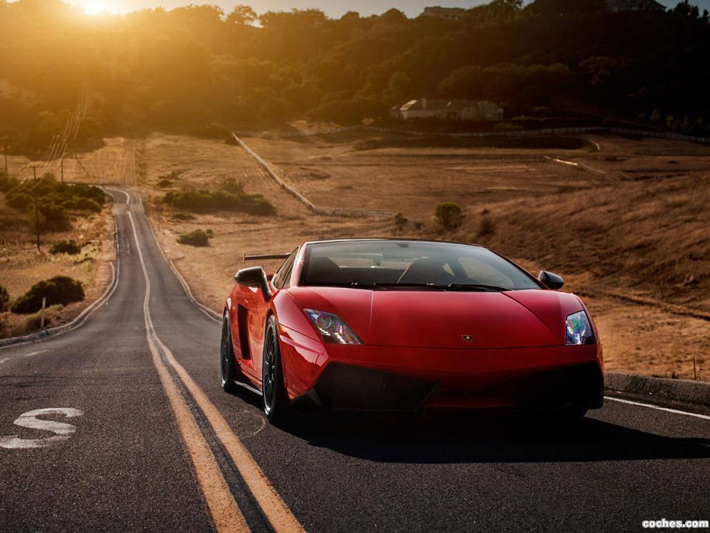 Foto 0 de Lamborghini Gallardo Super Trofeo Stradale HRE C99S 2012
