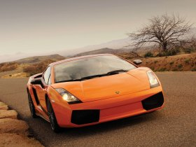 Fotos de Lamborghini Gallardo Superleggera 2007