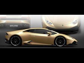 Ver foto 2 de Lamborghini Huracan Duke Dynamics Minotauro 2014