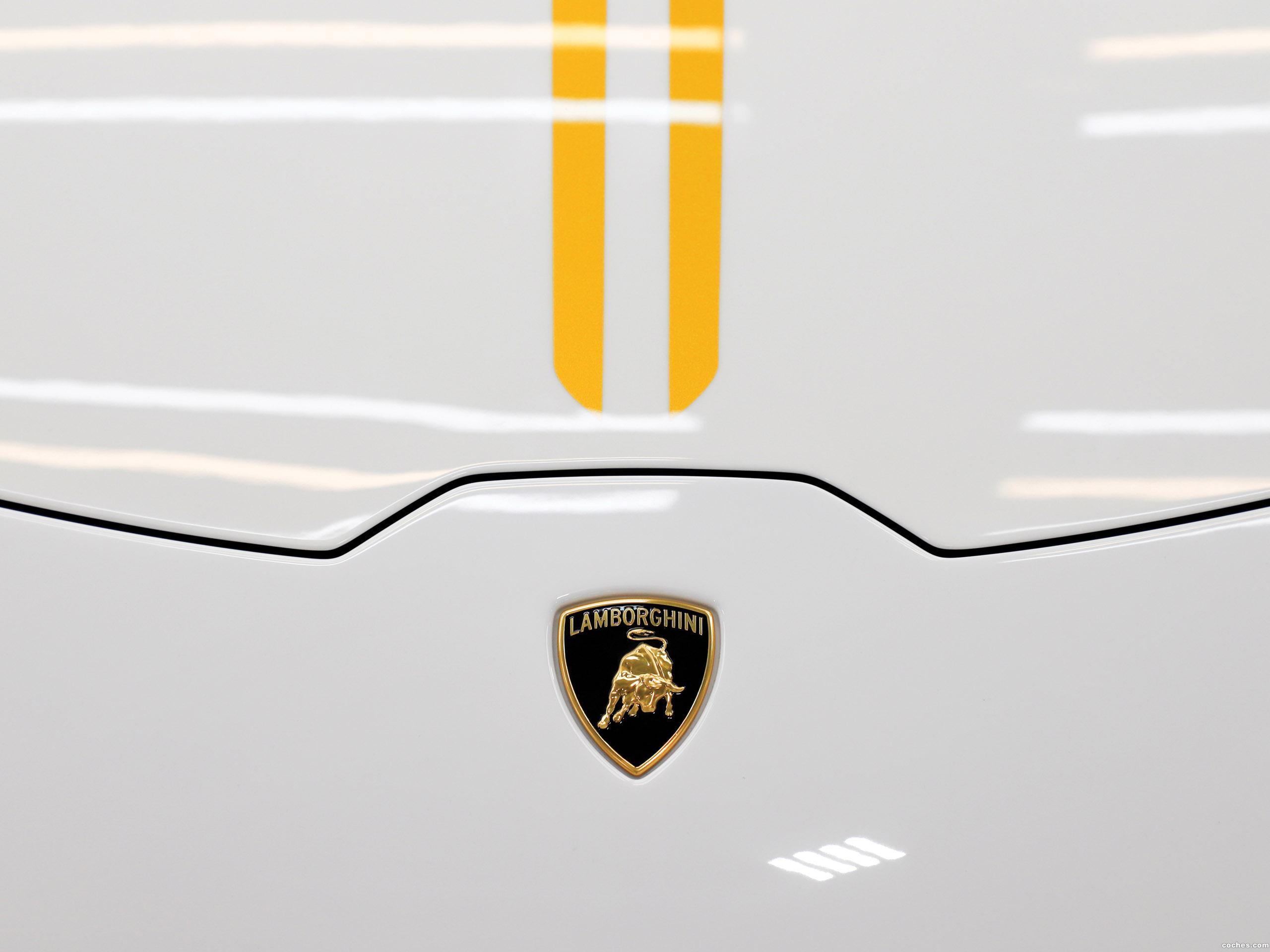 Foto 9 de Lamborghini Huracan LP580-2 RWD Ad Personam 2017