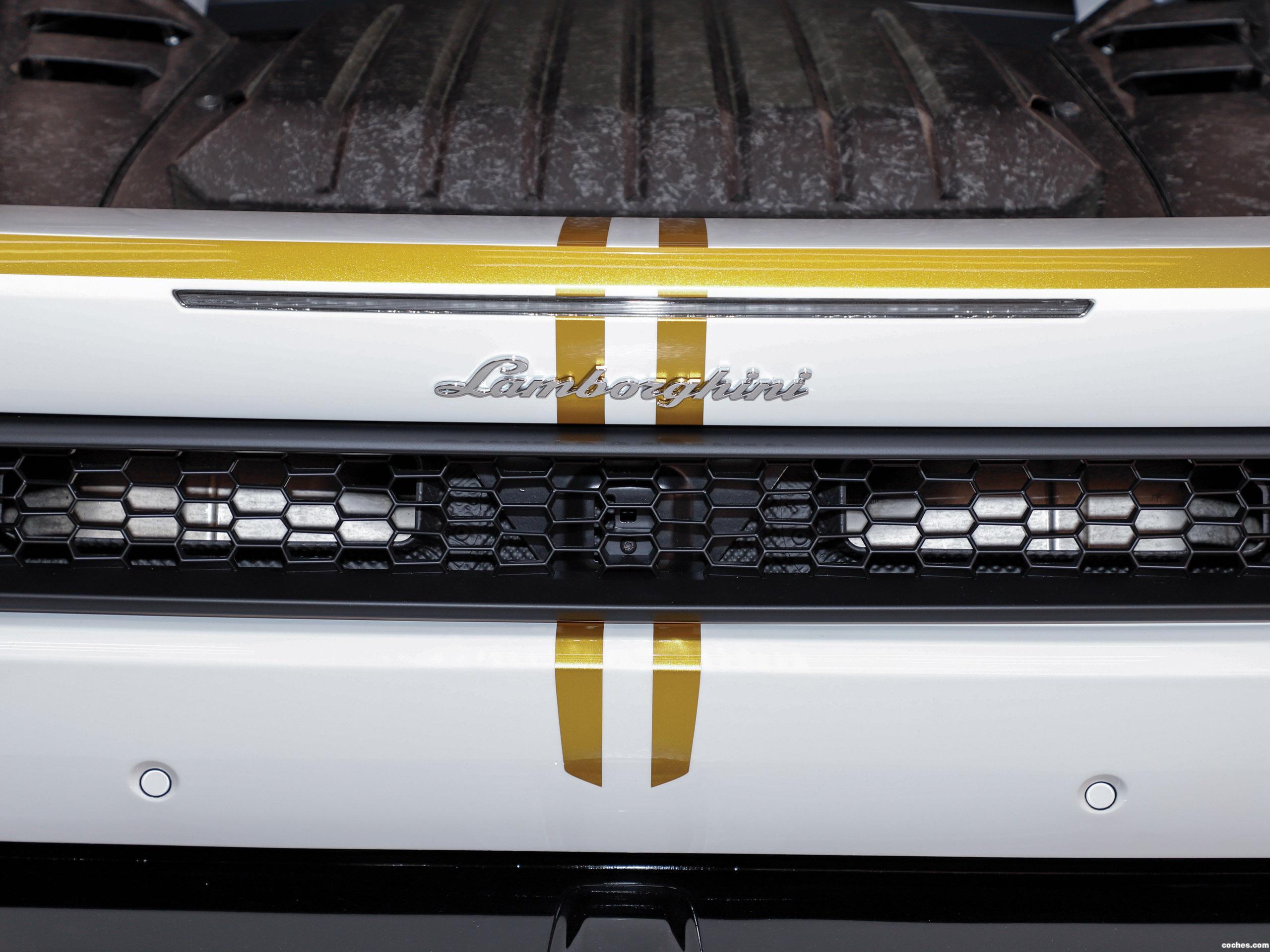 Foto 7 de Lamborghini Huracan LP580-2 RWD Ad Personam 2017