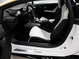 Ver foto 13 de Lamborghini Huracan LP580-2 RWD Ad Personam 2017