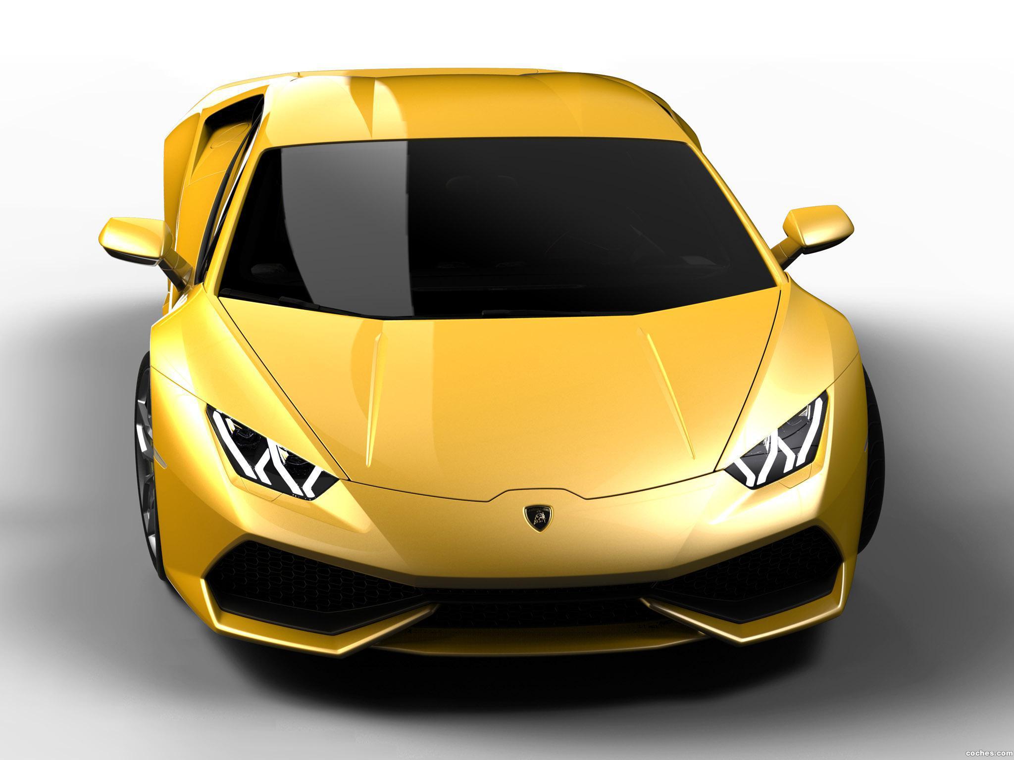 Foto 0 de Lamborghini Huracan LP610-4 2014