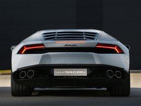 Ver foto 23 de Lamborghini Huracan LP610-4 2014