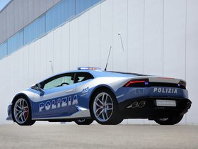 Ver foto 2 de Lamborghini Huracan LP610-4 Polizia LB724 2014