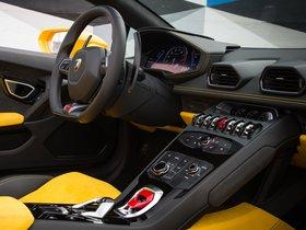 Ver foto 12 de Lamborghini Huracan LP610 4 Spyder LB724 USA 2016