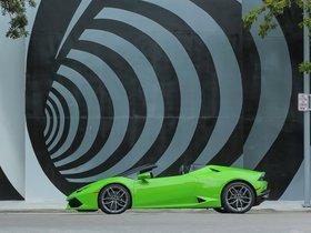 Ver foto 3 de Lamborghini Huracan LP610 4 Spyder LB724 USA 2016