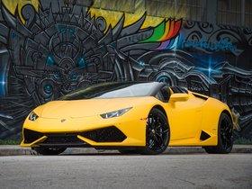 Ver foto 4 de Lamborghini Huracan LP610 4 Spyder LB724 USA 2016