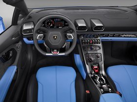 Ver foto 9 de Lamborghini Huracan LP610-4 Spyder LB724 2015