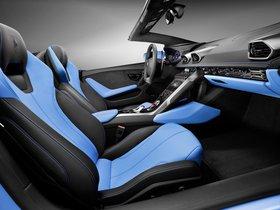 Ver foto 8 de Lamborghini Huracan LP610-4 Spyder LB724 2015