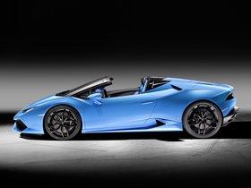 Ver foto 5 de Lamborghini Huracan LP610-4 Spyder LB724 2015