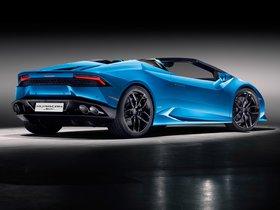 Ver foto 2 de Lamborghini Huracan LP610-4 Spyder LB724 2015