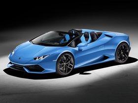 Ver foto 1 de Lamborghini Huracan LP610-4 Spyder LB724 2015