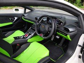 Ver foto 10 de Lamborghini Huracan LP610-4 UK 2014
