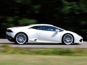 Ver foto 6 de Lamborghini Huracan LP610-4 UK 2014