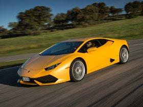Fotos de Lamborghini Huracan LP610-4 USA 2014
