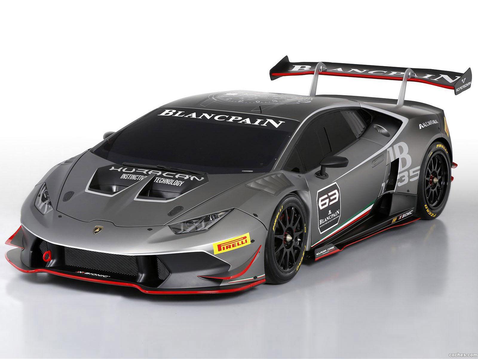 Foto 0 de Lamborghini Huracan LP620-2 Super Trofeo 2014