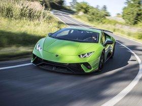 Fotos de Lamborghini Huracan Performante LB724 2017