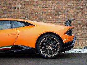 Ver foto 13 de Lamborghini Huracan Performante LB724 UK 2017