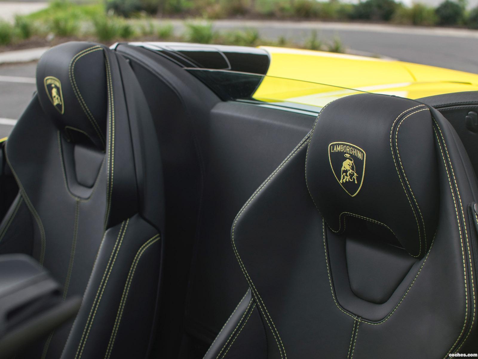 Foto 9 de Lamborghini Huracan Spyder Australia  2017
