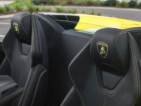 Ver foto 10 de Lamborghini Huracan Spyder Australia  2017