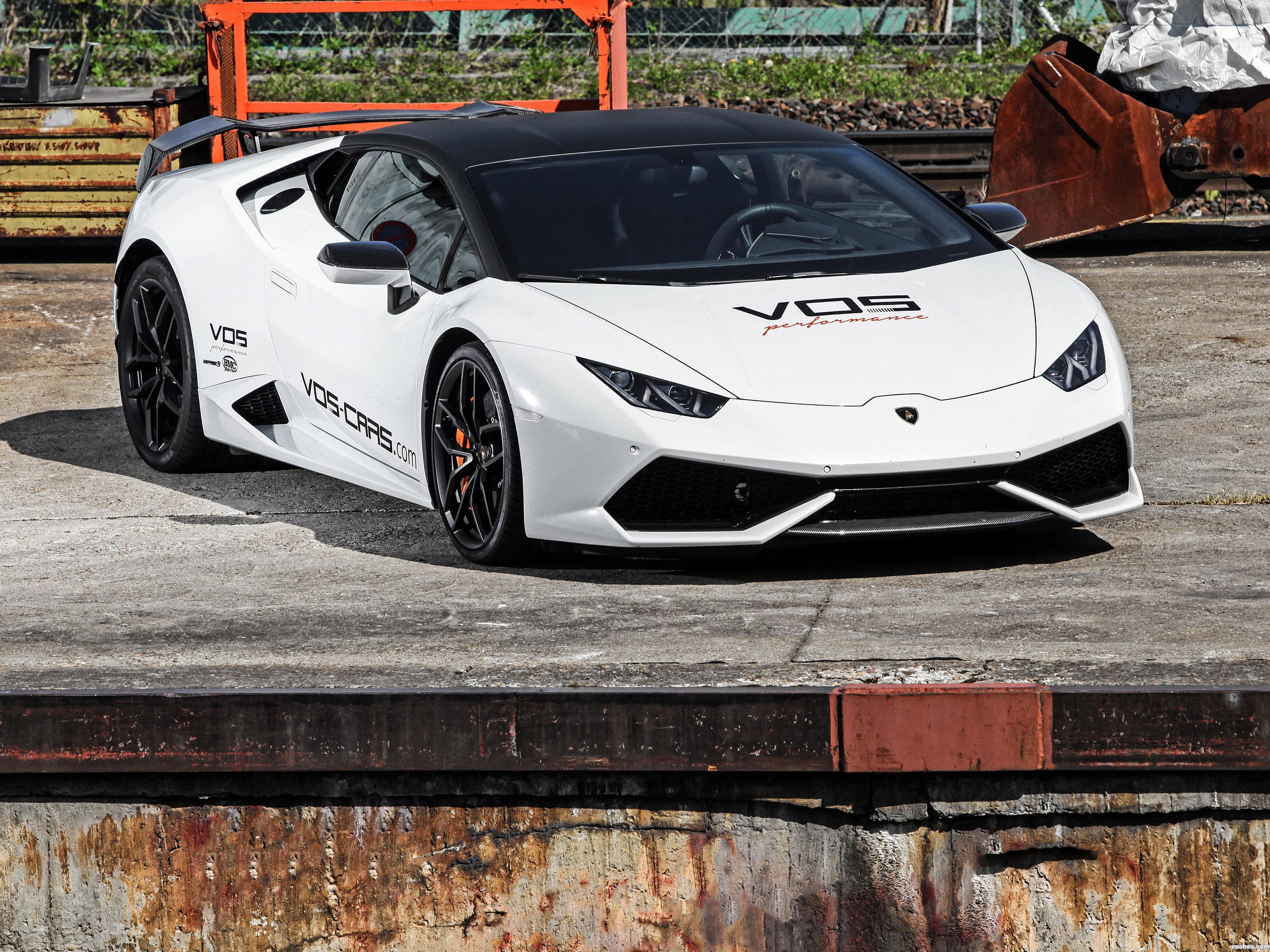 Foto 0 de Lamborghini VOS Performance Huracan LB724 2015