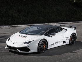 Ver foto 2 de Lamborghini VOS Performance Huracan LB724 2015