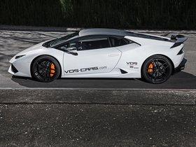 Ver foto 9 de Lamborghini VOS Performance Huracan LB724 2015