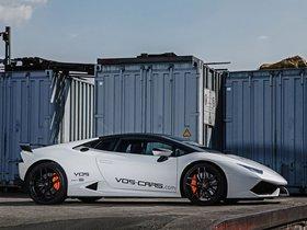 Ver foto 8 de Lamborghini VOS Performance Huracan LB724 2015