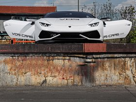 Ver foto 7 de Lamborghini VOS Performance Huracan LB724 2015