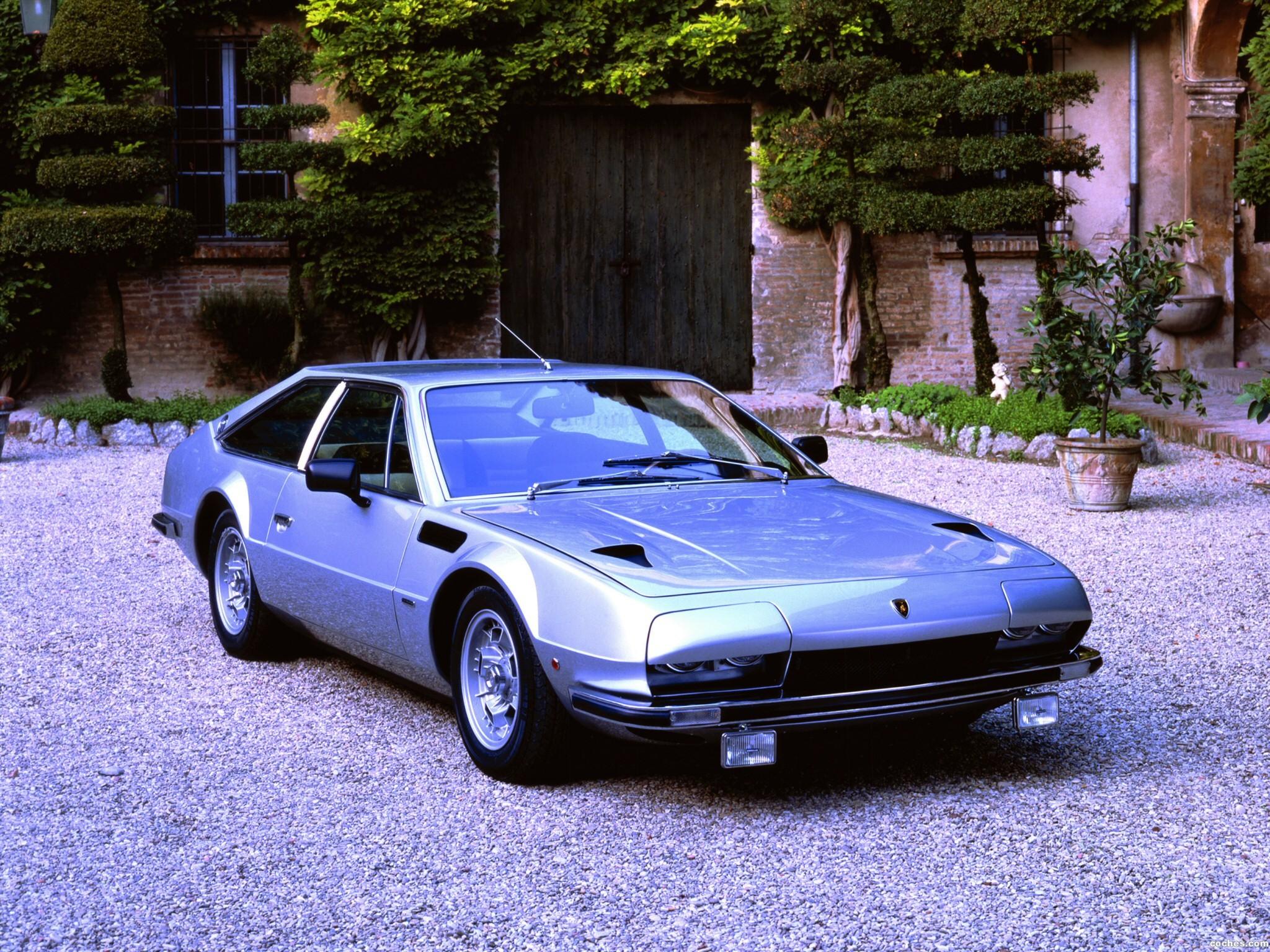 Foto 0 de Lamborghini Jarama 1973