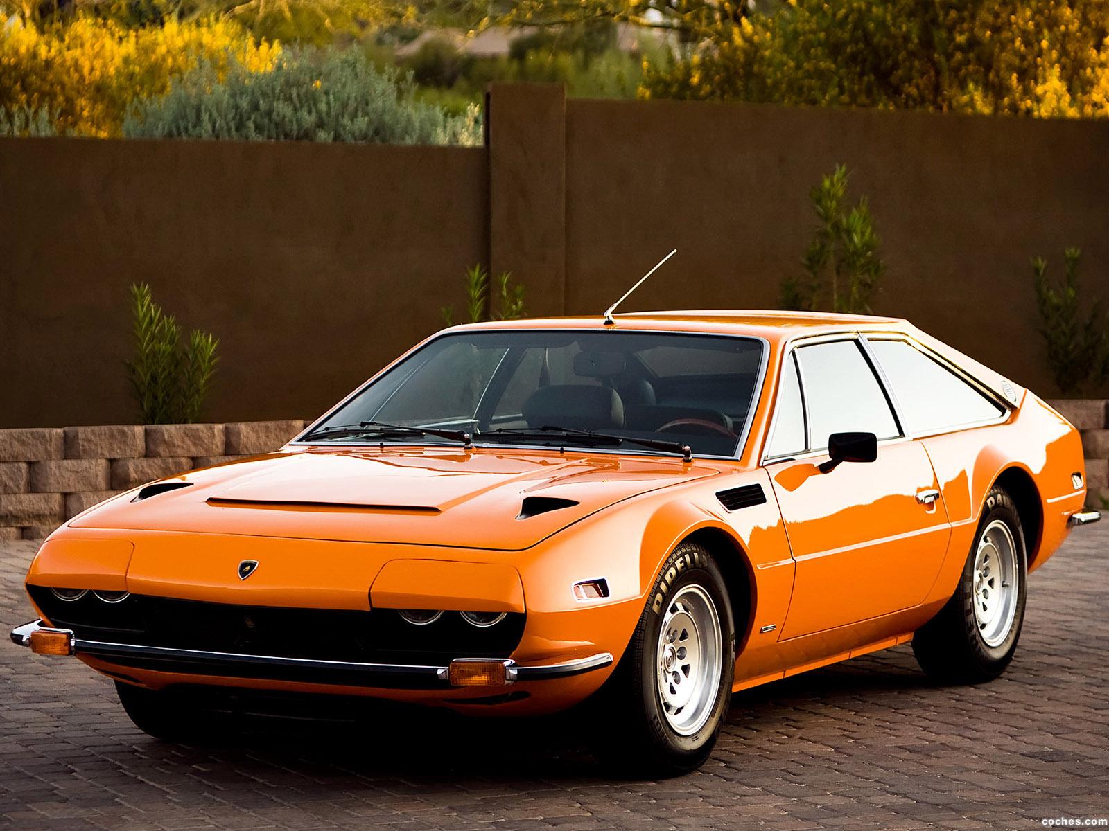 Foto 0 de Lamborghini Jarama 400 GTS 1973