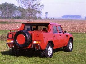 Ver foto 5 de Lamborghini LM 1986