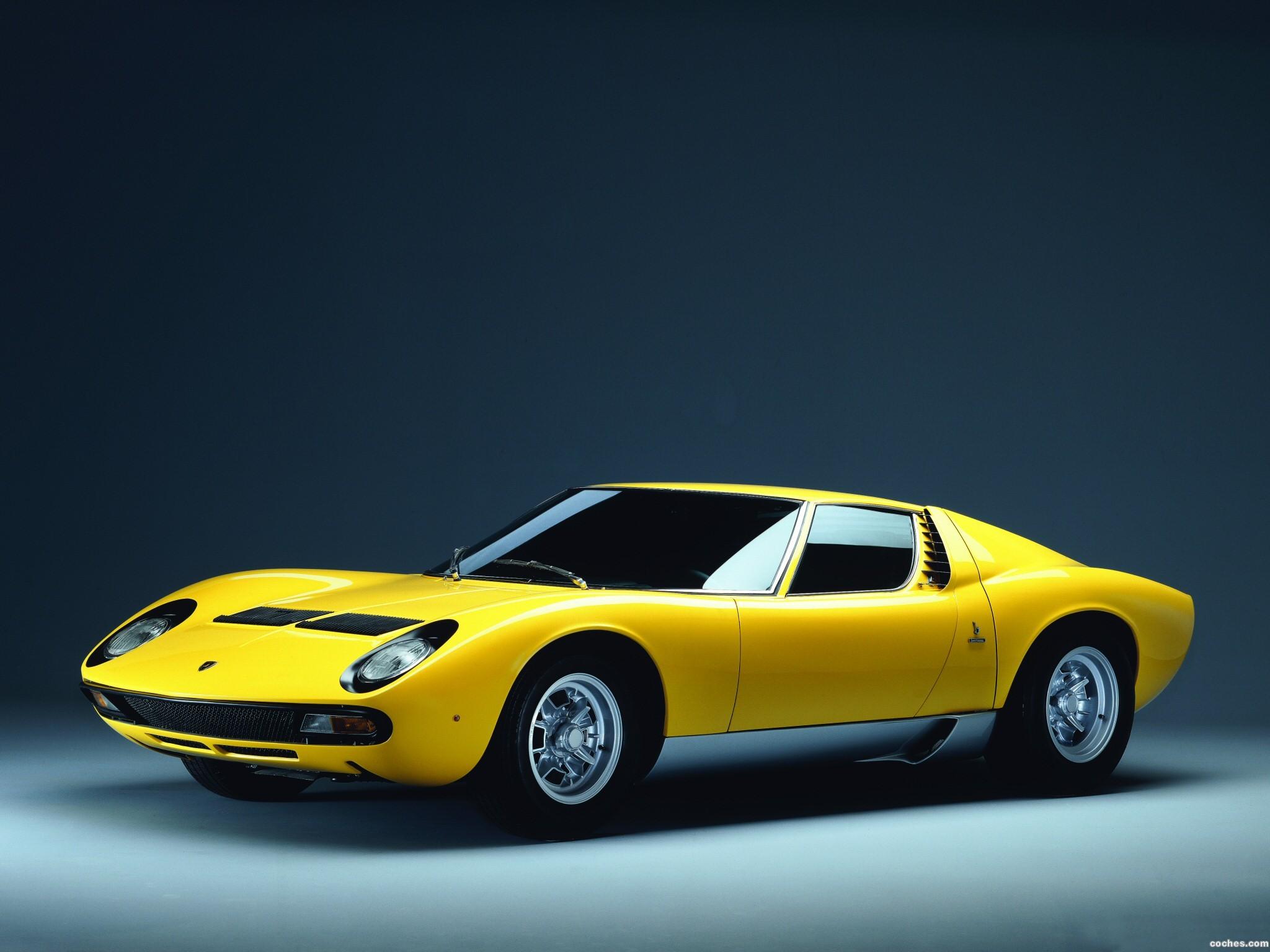 Foto 0 de Lamborghini Miura 1971
